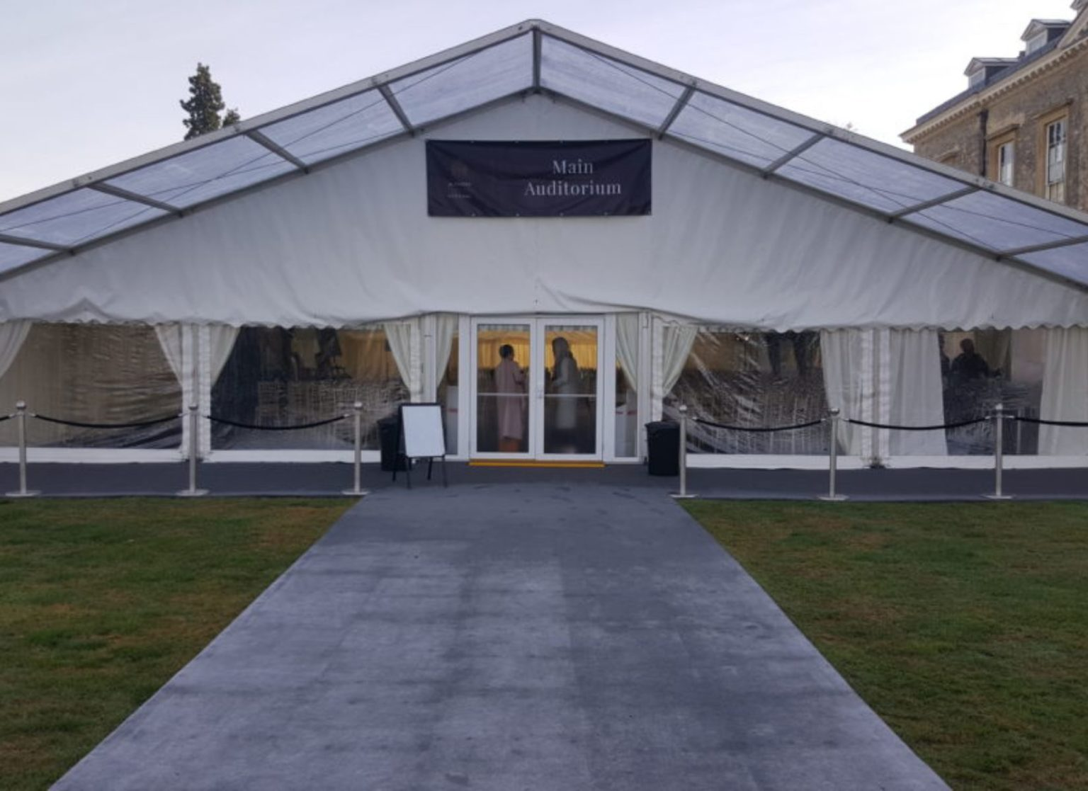 15 Meter Wide Corporate Event Marquee