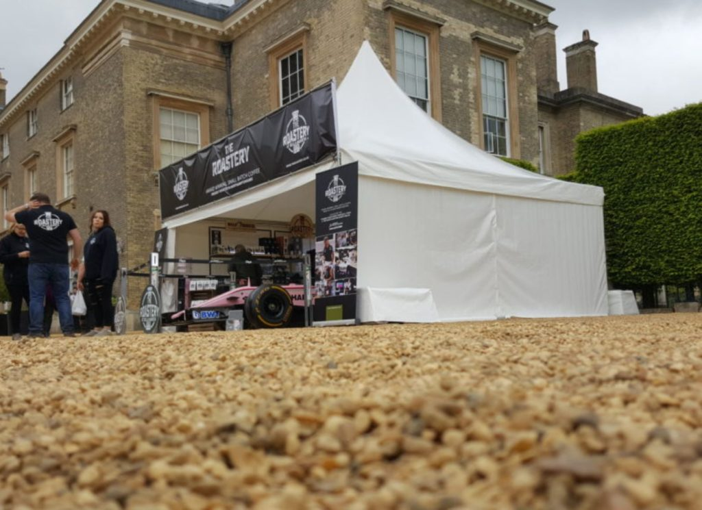 3x3m Corporate Event Marquee