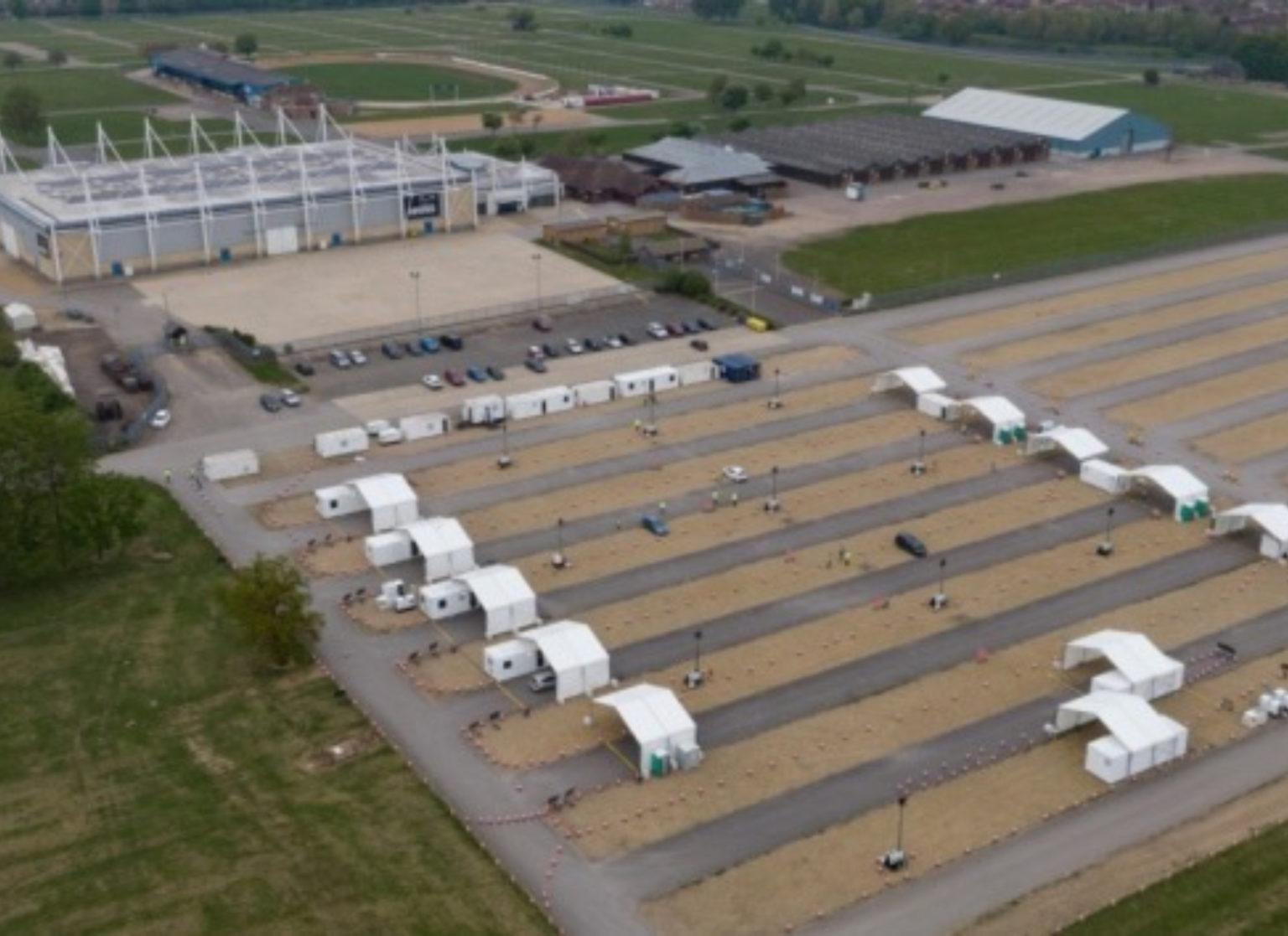 Peterborough COVID19 Testing Stations