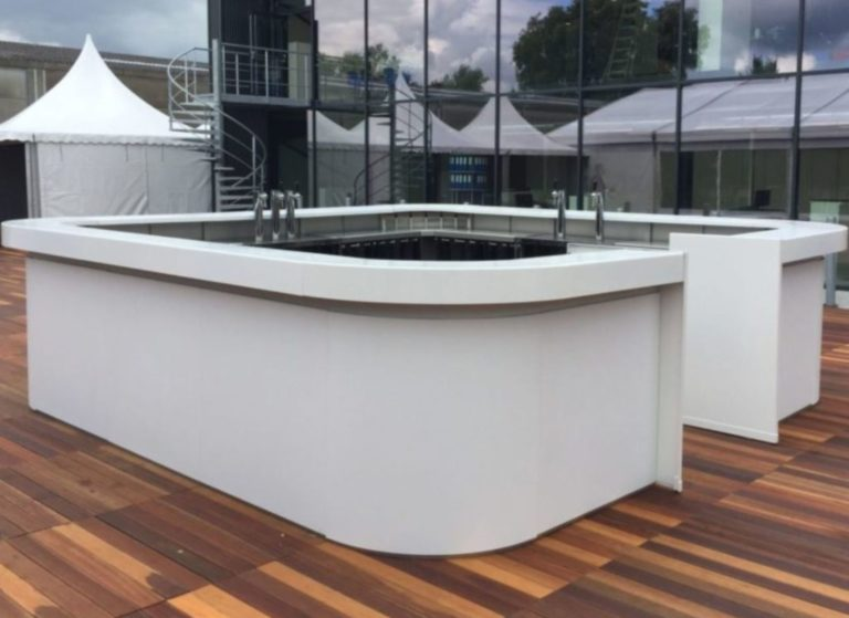 Marquee bar hire