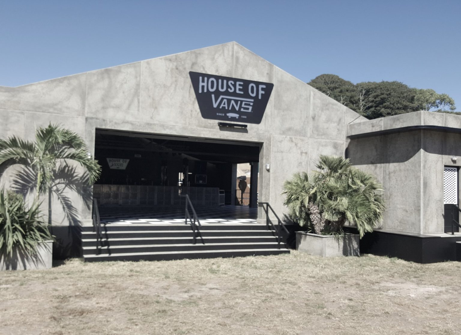 House of Vans Temporary Structure